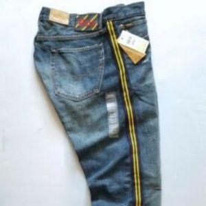 Ralph Lauren Polo The Varick Slim Straight Jeans